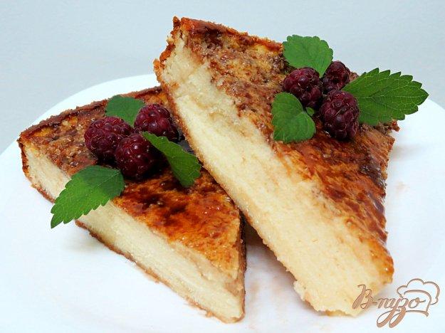 фото рецепта: Сырник на завтрак