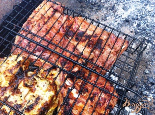 фото рецепта: Ребра свиные гриль