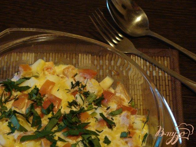 фото рецепта: Запеканка из цветной капусты