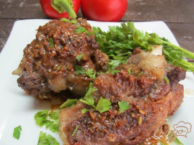 фото рецепта: Мясо на кости в специях