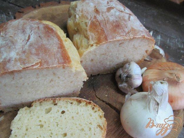 фото рецепта: Деревенский хлеб на молоке