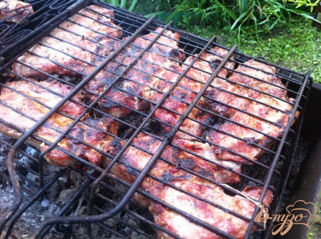 фото рецепта: Свинина  на гриле