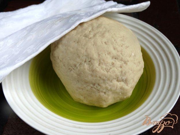 фото рецепта: Заварное тесто для вареников