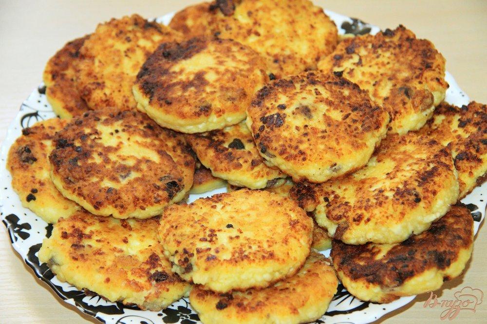 Рецепт легкий сырники из творога