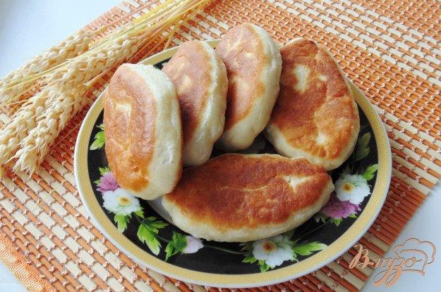 Тесто для жареные пирожки на сковороде с пошаговыми
