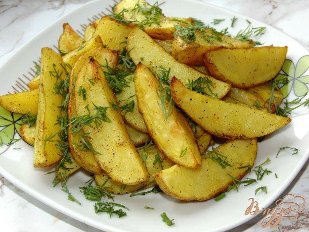фото рецепта: Картофель по-селянски