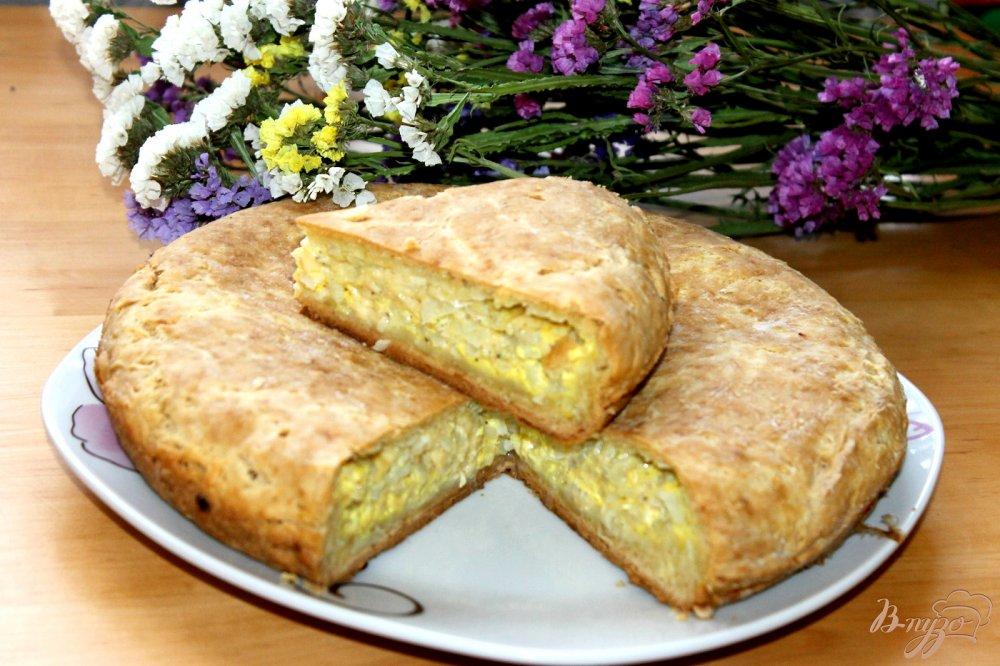 Сырный пирог с луком рецепты с