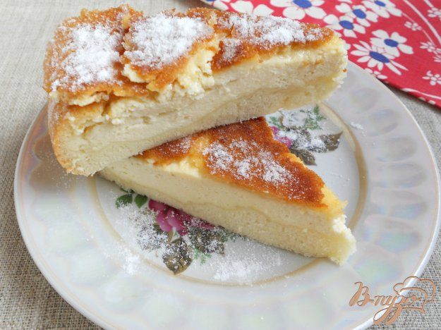 Пирог в мультиварке с творогом пошаговый рецепт