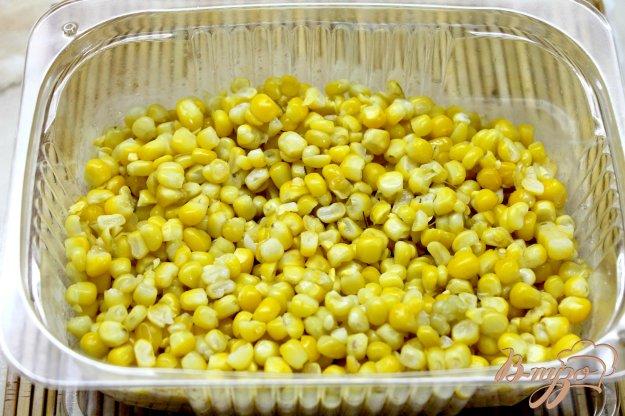 фото рецепта: Заготовка из кукурузы в сиропе