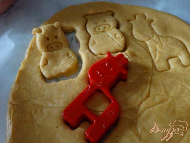 Печенье для формочек рецепт с фото