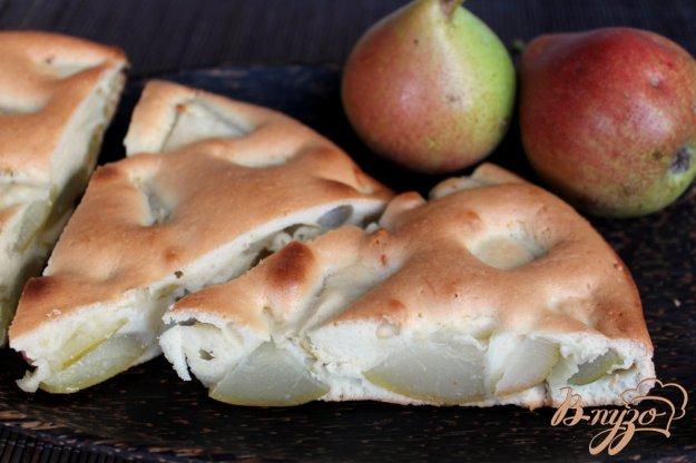 фото рецепта: Шарлотка с грушей