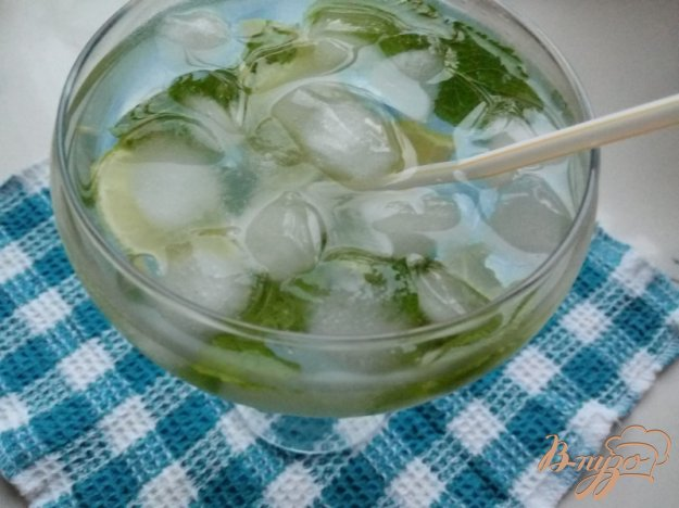 фото рецепта: Напиток по мотивам «Мохито»