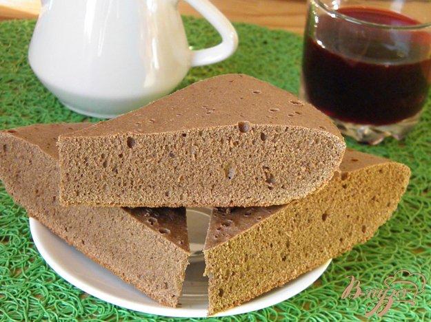бисквит с какао в духовке рецепт с фото пошагово