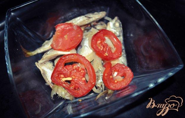 фото рецепта: Шкара из ставридки