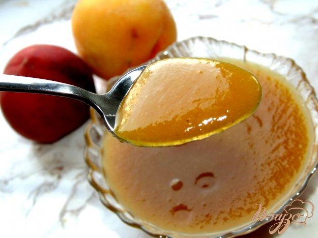 фото рецепта: Сладкий персиковый соус с пряностями