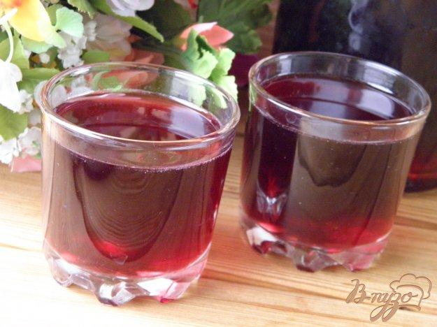 Пошаговый рецепт глинтвейна фото