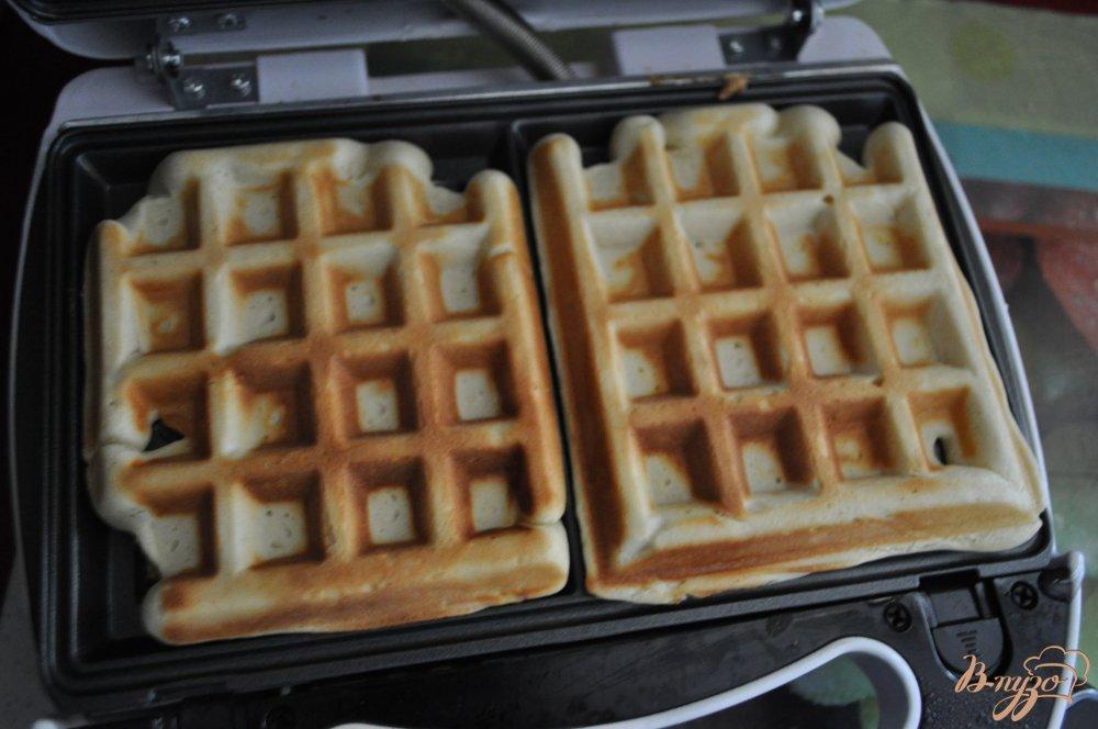 Бельгийские вафли рецепт для вафельницы с фото