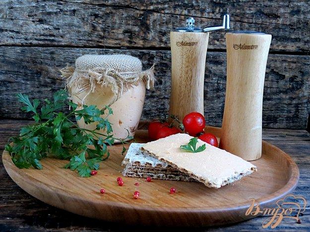 фото рецепта: Острая, бутербродная намазка из творога