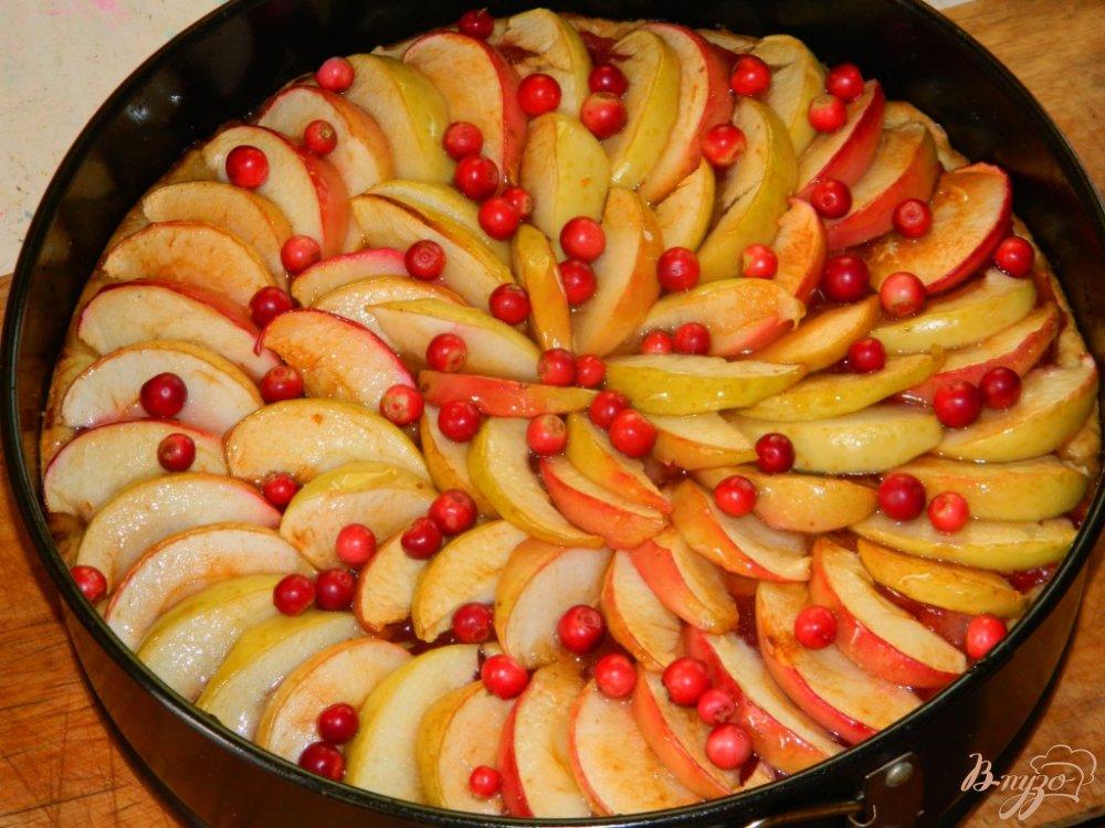 Рецепты пирога со свежими ягодами с фото 176