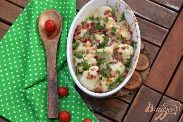 фото рецепта: Гратен из цветной капусты