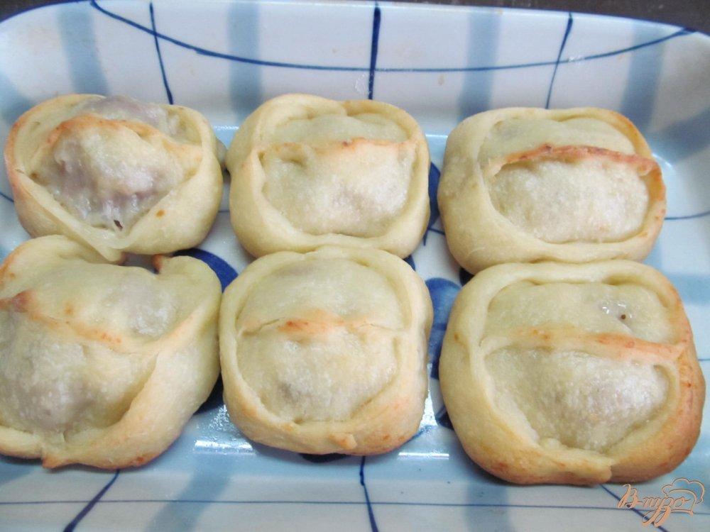 Манты пошаговый рецепт в духовке