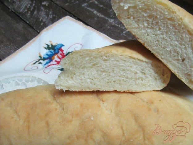 фото рецепта: Батоны на оливковом масле