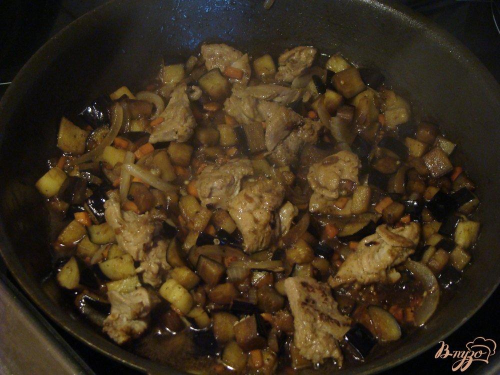 телятина в сливочном соусе рецепт с фото