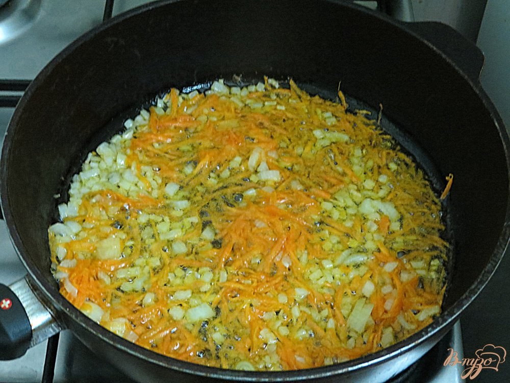 рецепт рис с фаршем и капустой