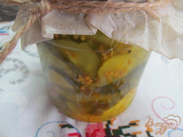 фото рецепта: Пикули из огурцов для бутербродов на зиму