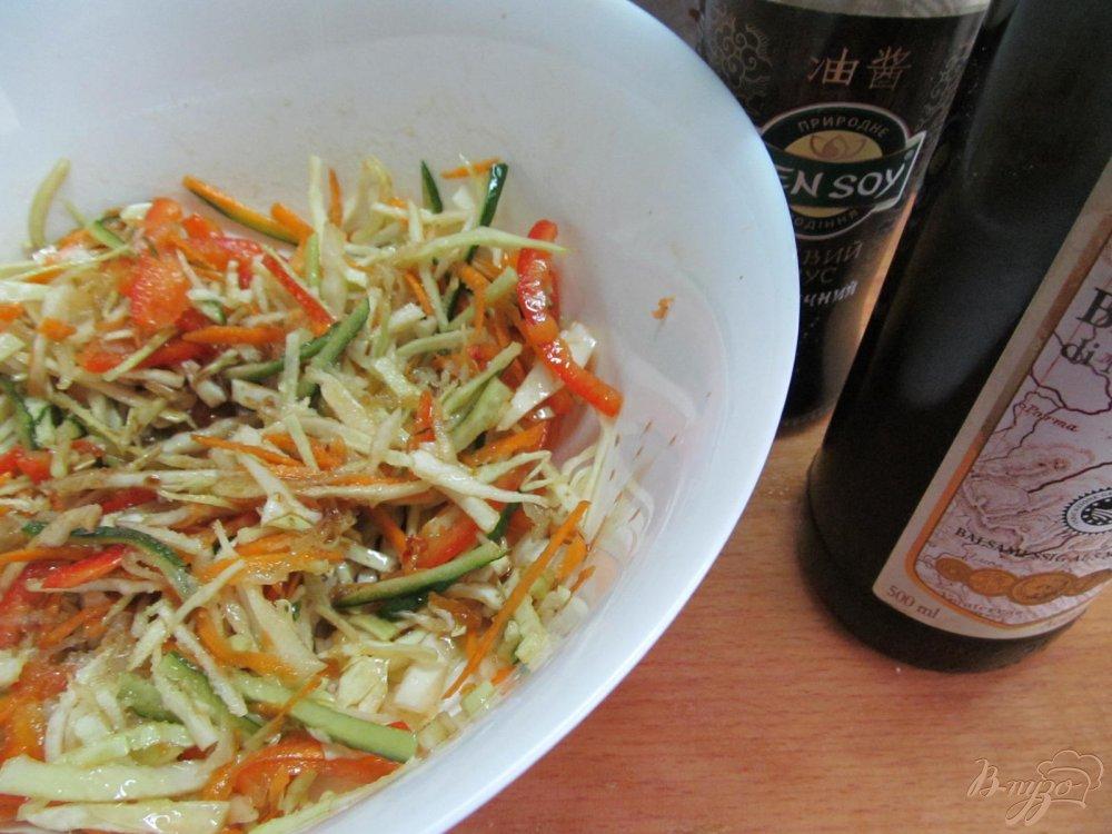 салат по-корейски из капусты