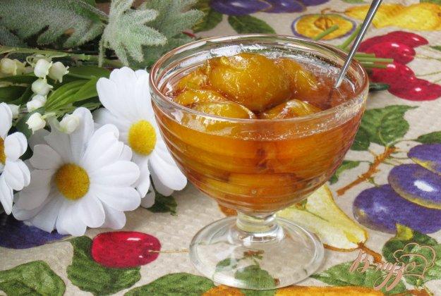 фото рецепта: Варенье из желтых слив
