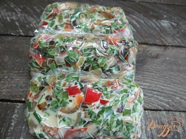 фото рецепта: Грибная заморозка на зиму