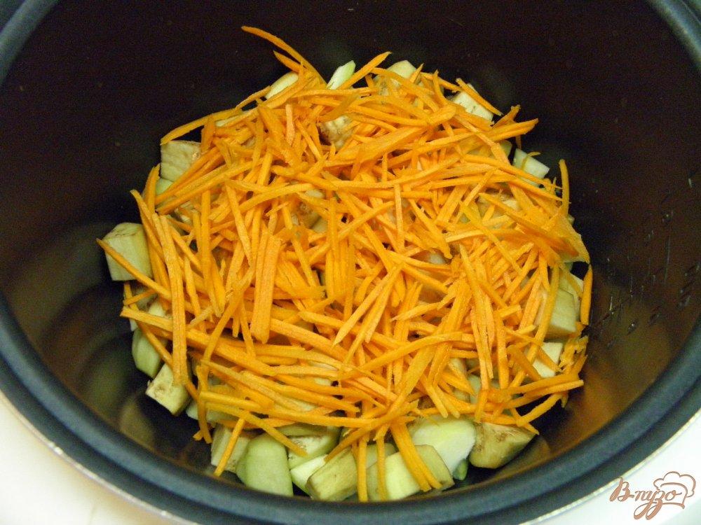 Овощное рагу рецепт пошаговый