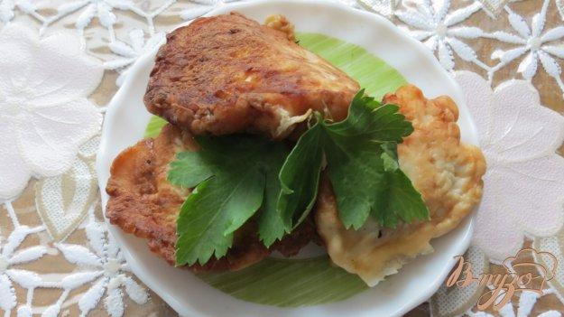 фото рецепта: Цветная капуста в сырном кляре