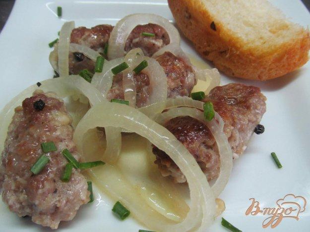 фото рецепта: Молдавские колбаски