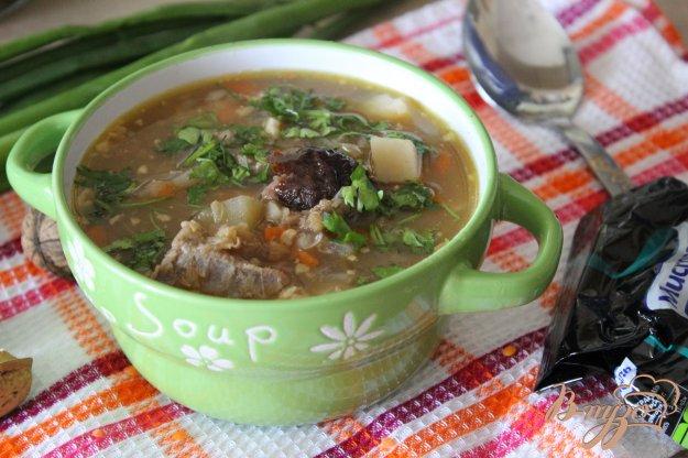 фото рецепта: Воспи апур
