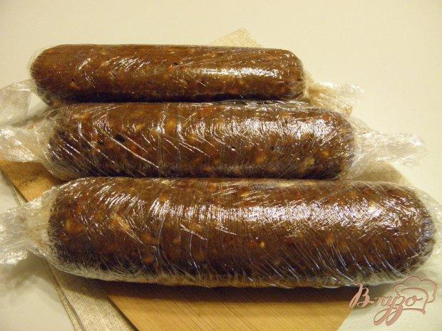 Как приготовить сладкую колбаску