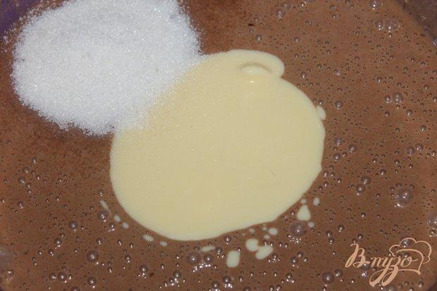 Панкейки рецепт пошагово с кремом