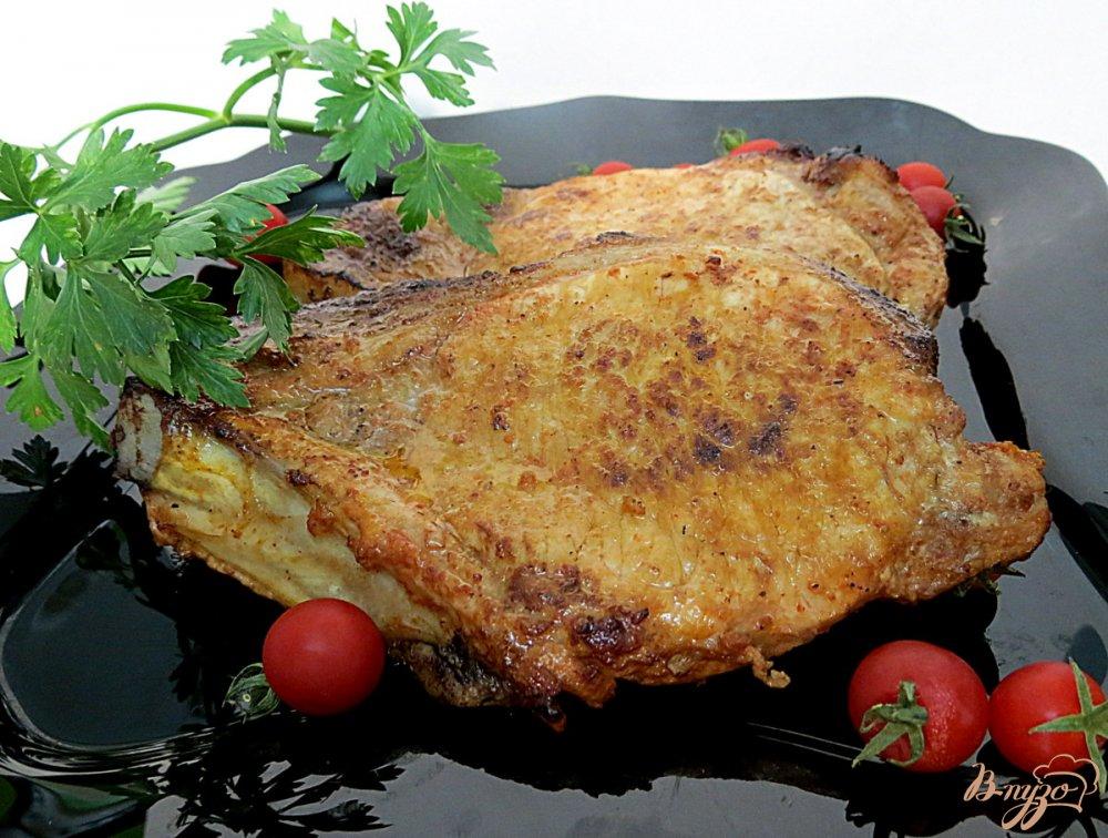 Как вкусно приготовить отбивные из свинины