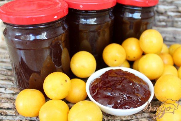 фото рецепта: Кило-сладкий джем их алычи
