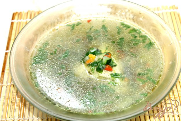 Вкусный необычный суп рецепт пошагово