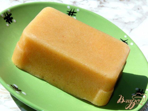 фото рецепта: Персиковое пюре на зиму