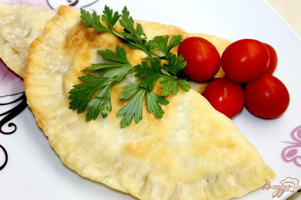 Кутабы с картошкой рецепт с фото
