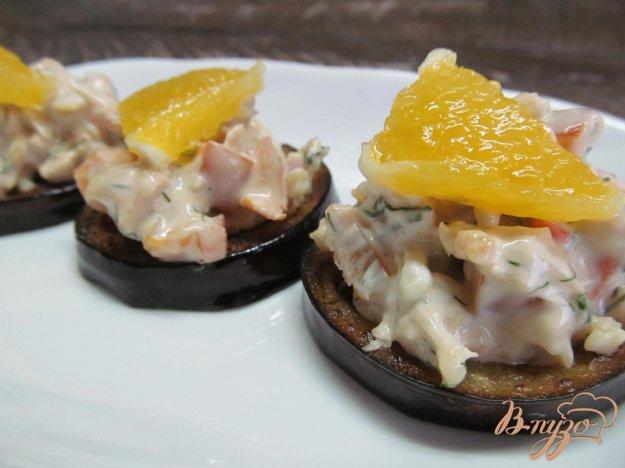фото рецепта: Салат на баклажане