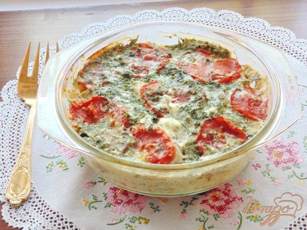 фото рецепта: Картофельно - овощная запеканка