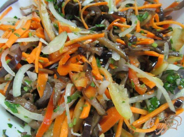 фото рецепта: Баклажаны по-корейски