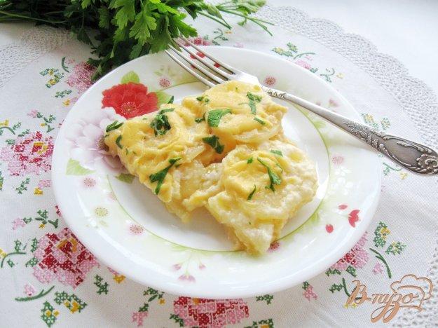 фото рецепта: Картофельный эскалоп