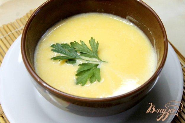 фото рецепта: Сливочный крем - суп из тыквы