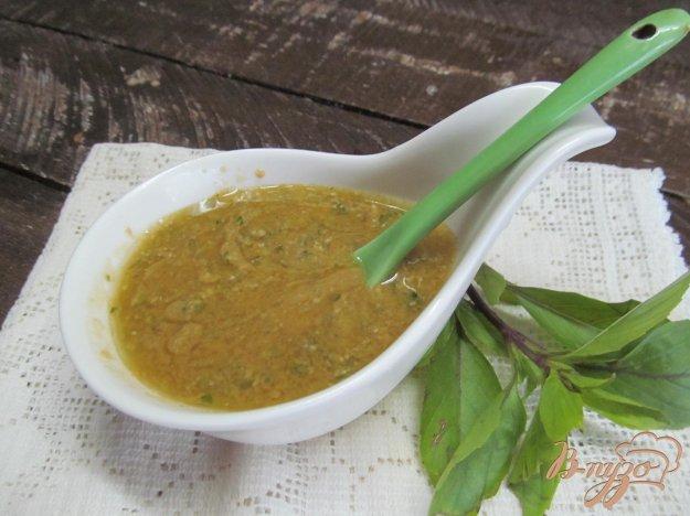 фото рецепта: Сладкий соус для греческого салата.