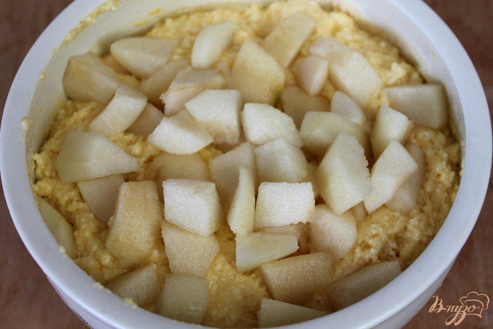 Творожные кексы с грушей рецепт 29